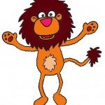 CUBS lion